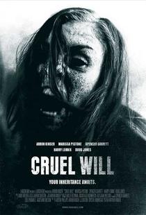 Cruel Will - Poster / Capa / Cartaz - Oficial 1
