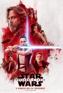 Star Wars, Episódio VIII: Os Últimos Jedi - Poster / Capa / Cartaz - Oficial 7