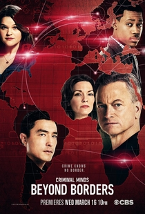 Criminal Minds: Beyond Borders (1ª Temporada) - Poster / Capa / Cartaz - Oficial 1