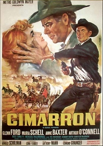 Cimarron - Jornada da Vida - Poster / Capa / Cartaz - Oficial 1