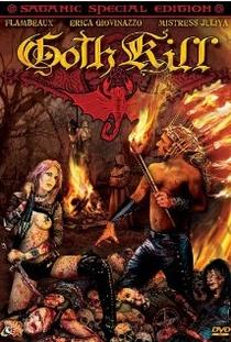 Gothkill  - Poster / Capa / Cartaz - Oficial 1