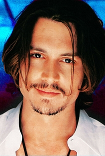 Johnny Depp - Poster / Capa / Cartaz - Oficial 1