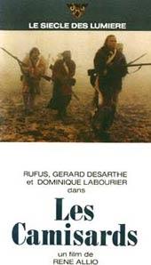 Les Camisards - Poster / Capa / Cartaz - Oficial 1