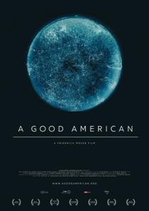 A Good American - Poster / Capa / Cartaz - Oficial 2