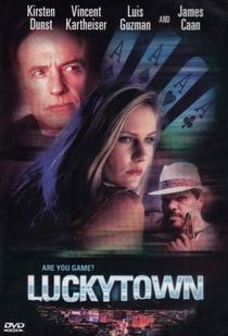 Luckytown Blues - Poster / Capa / Cartaz - Oficial 1