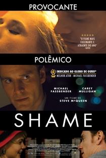 Shame - Poster / Capa / Cartaz - Oficial 10