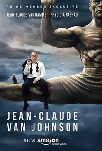 Jean-Claude Van Johnson - Poster / Capa / Cartaz - Oficial 1