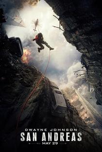 Terremoto: A Falha de San Andreas - Poster / Capa / Cartaz - Oficial 1