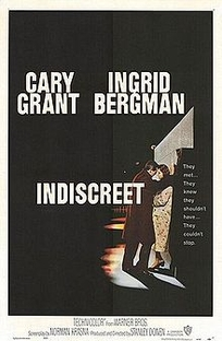 Indiscreta - Poster / Capa / Cartaz - Oficial 6
