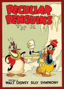 Peculiar Penguins - Poster / Capa / Cartaz - Oficial 1