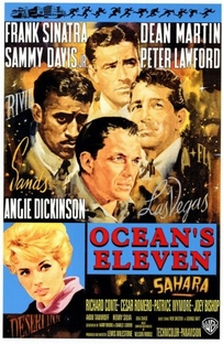 Onze Homens e um Segredo - Poster / Capa / Cartaz - Oficial 3