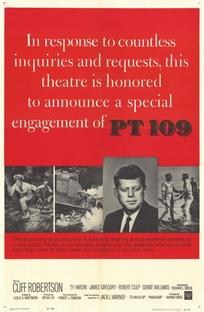 JFK - O Herói do 109 - Poster / Capa / Cartaz - Oficial 1