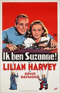 Eu Sou Suzanne!  - Poster / Capa / Cartaz - Oficial 1
