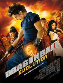 Dragonball Evolution - Poster / Capa / Cartaz - Oficial 2