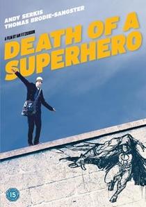 A Morte do Super-Herói - Poster / Capa / Cartaz - Oficial 3