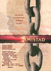 Amistad - Poster / Capa / Cartaz - Oficial 1