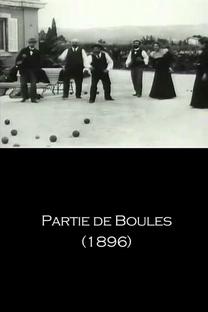 Partie de boules - Poster / Capa / Cartaz - Oficial 1