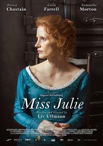 Miss Julie - Poster / Capa / Cartaz - Oficial 1