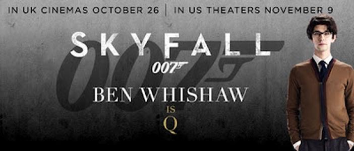GARGALHANDO POR DENTRO: Notícia | Primeiro Trailer De 007 Operação Skyfall