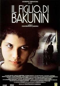 Il Figlio di Bakunin - Poster / Capa / Cartaz - Oficial 1