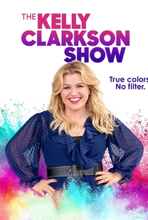 The Kelly Clarkson Show (1ª Temporada) - Poster / Capa / Cartaz - Oficial 1