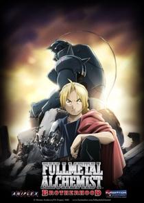Fullmetal Alchemist: Brotherhood - Poster / Capa / Cartaz - Oficial 2