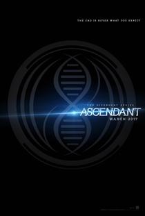 A Série Divergente: Ascendente - Poster / Capa / Cartaz - Oficial 1