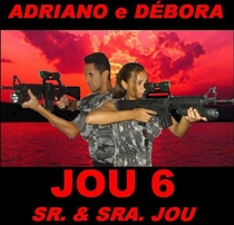 JOU 6 SR. & SRA. JOU - Poster / Capa / Cartaz - Oficial 2