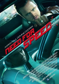 Need for Speed - O Filme - Poster / Capa / Cartaz - Oficial 5