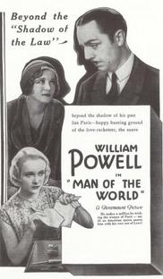 O Homem Do Mundo - Poster / Capa / Cartaz - Oficial 1