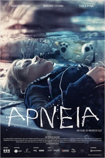 Apneia - Poster / Capa / Cartaz - Oficial 1