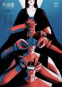 Parasita - Poster / Capa / Cartaz - Oficial 16