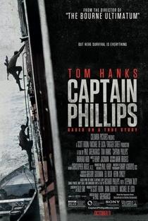Capitão Phillips - Poster / Capa / Cartaz - Oficial 6