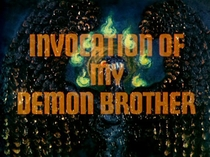 Invocation of My Demon Brother - Poster / Capa / Cartaz - Oficial 2