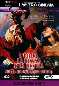 L'uomo, La Donna e La Bestia - Poster / Capa / Cartaz - Oficial 1