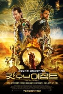 Deuses do Egito - Poster / Capa / Cartaz - Oficial 21