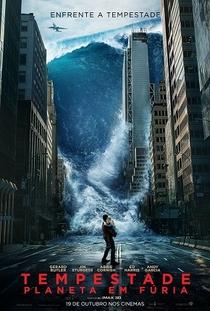 Tempestade: Planeta em Fúria - Poster / Capa / Cartaz - Oficial 1