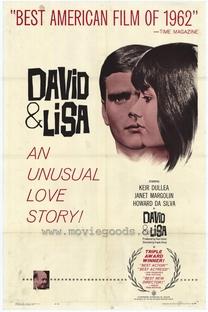 David e Lisa - Poster / Capa / Cartaz - Oficial 6
