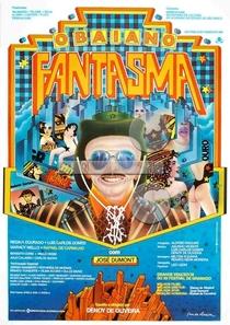 O Baiano Fantasma - Poster / Capa / Cartaz - Oficial 1