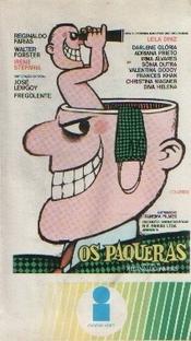 Os Paqueras - Poster / Capa / Cartaz - Oficial 2
