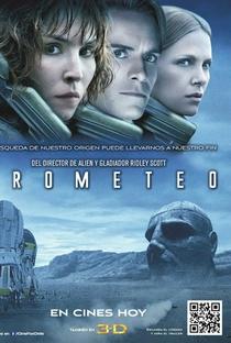 Prometheus - Poster / Capa / Cartaz - Oficial 9