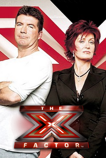 The X Factor UK (2ª Temporada) - Poster / Capa / Cartaz - Oficial 1