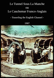 O Túnel do Canal da Mancha - Poster / Capa / Cartaz - Oficial 1