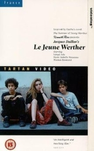 Le Jeune Werther - Poster / Capa / Cartaz - Oficial 1
