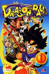 Dragon Ball (1ª Temporada) - Poster / Capa / Cartaz - Oficial 16
