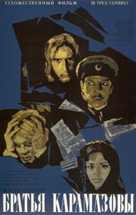 Os Irmãos Karamázov - Poster / Capa / Cartaz - Oficial 2