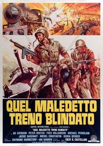 Assalto ao Trem Blindado - Poster / Capa / Cartaz - Oficial 8