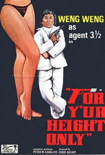 Agente 003 1/2 - Poster / Capa / Cartaz - Oficial 1