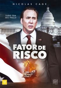 Fator de Risco - Poster / Capa / Cartaz - Oficial 3