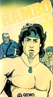 Rambo - A Força da Liberdade - Poster / Capa / Cartaz - Oficial 2